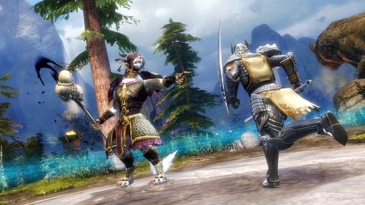 Guild Wars 2 bringt eine All-Star-Auswahl zur Gamescom