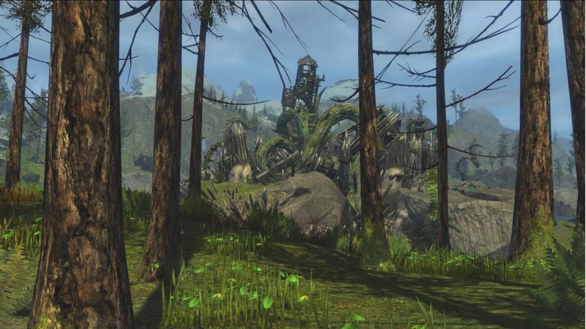 Guild Wars 2 sprießt und gedeiht