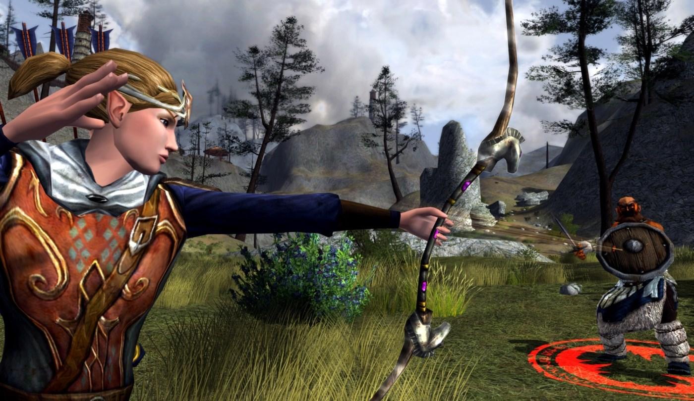Herr der Ringe Online: Neues System für legendäre Waffen