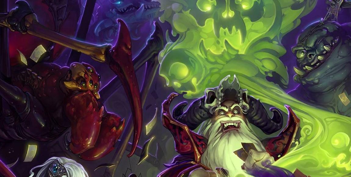 Hearthstone: Blizzard stellt Maexxna und 4 weitere Karten vor
