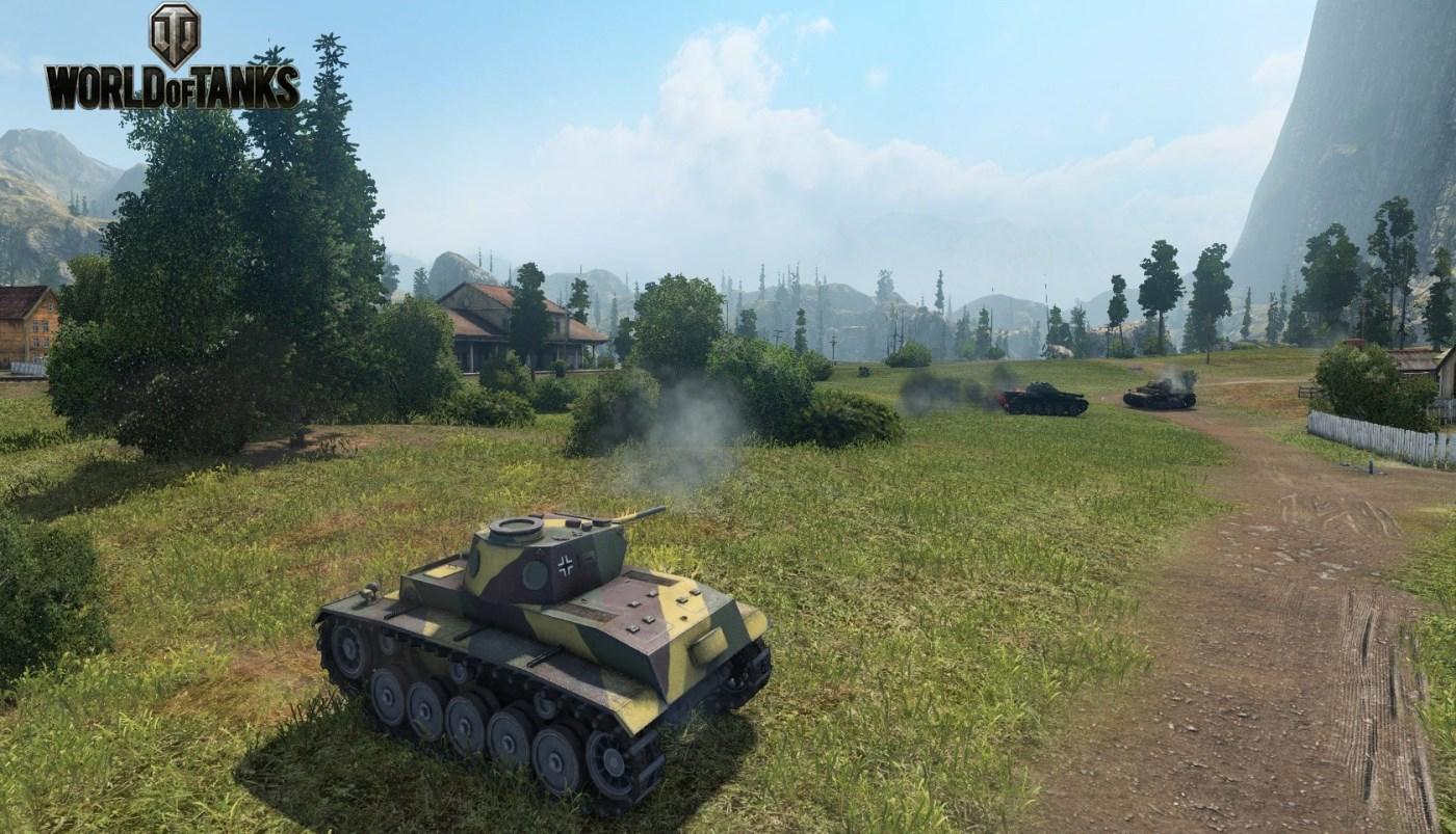 World of Tanks: 9.2 bringt Festungen