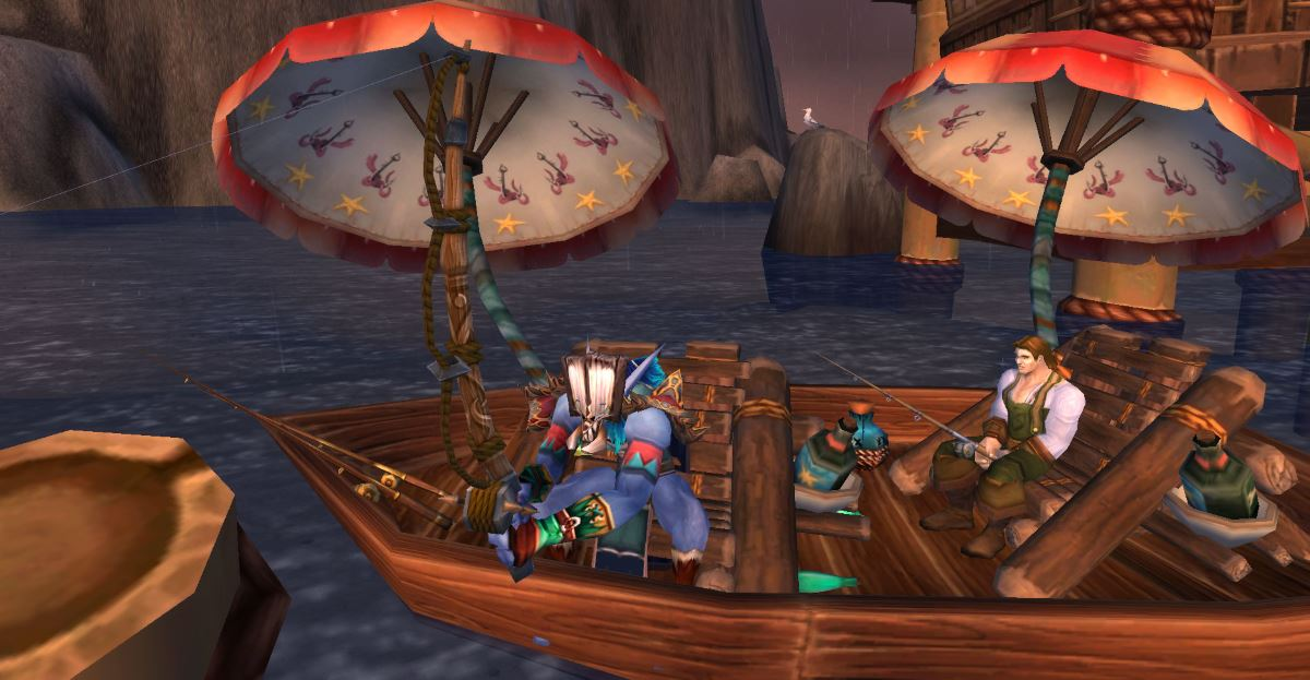 World of Warcraft: Nat Pagle, Meisterangler wird Gefolgsmann