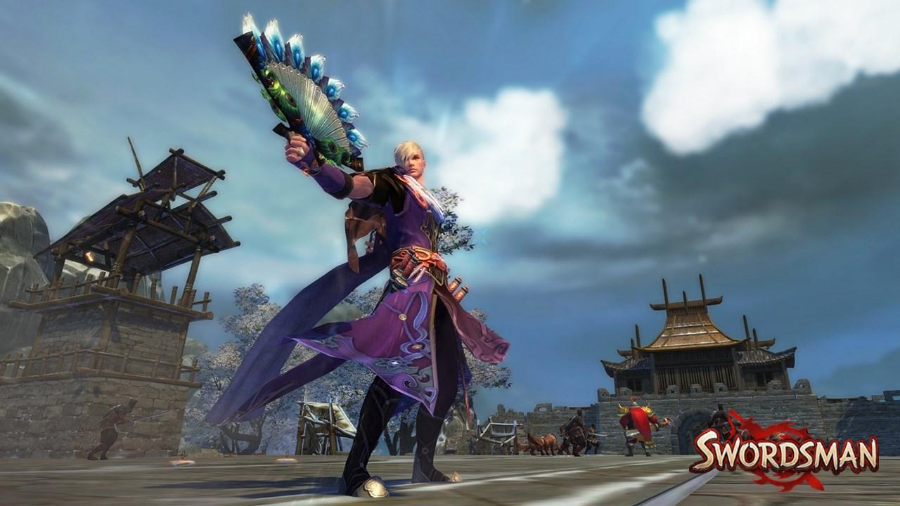 Publisher schließt etwas lieblos MMORPGs Swordsman und Jade Dynasty