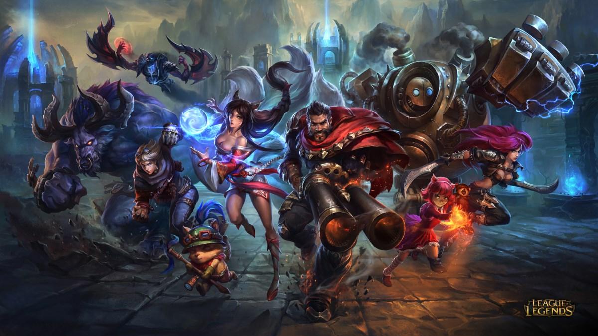 League of Legends sagt es in bewegten Bildern