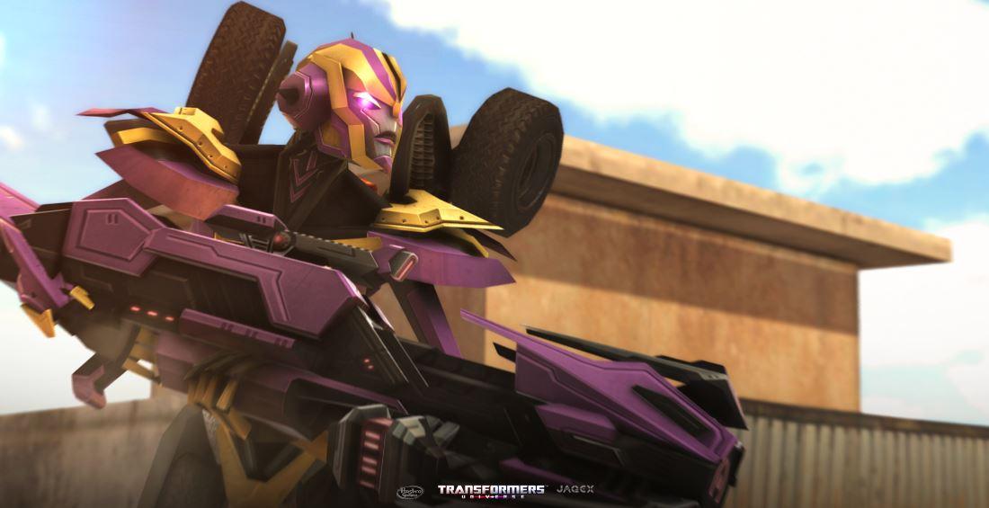 Transformers Universe: Diabla und Swagger – Ein Duo mit vier Reifen