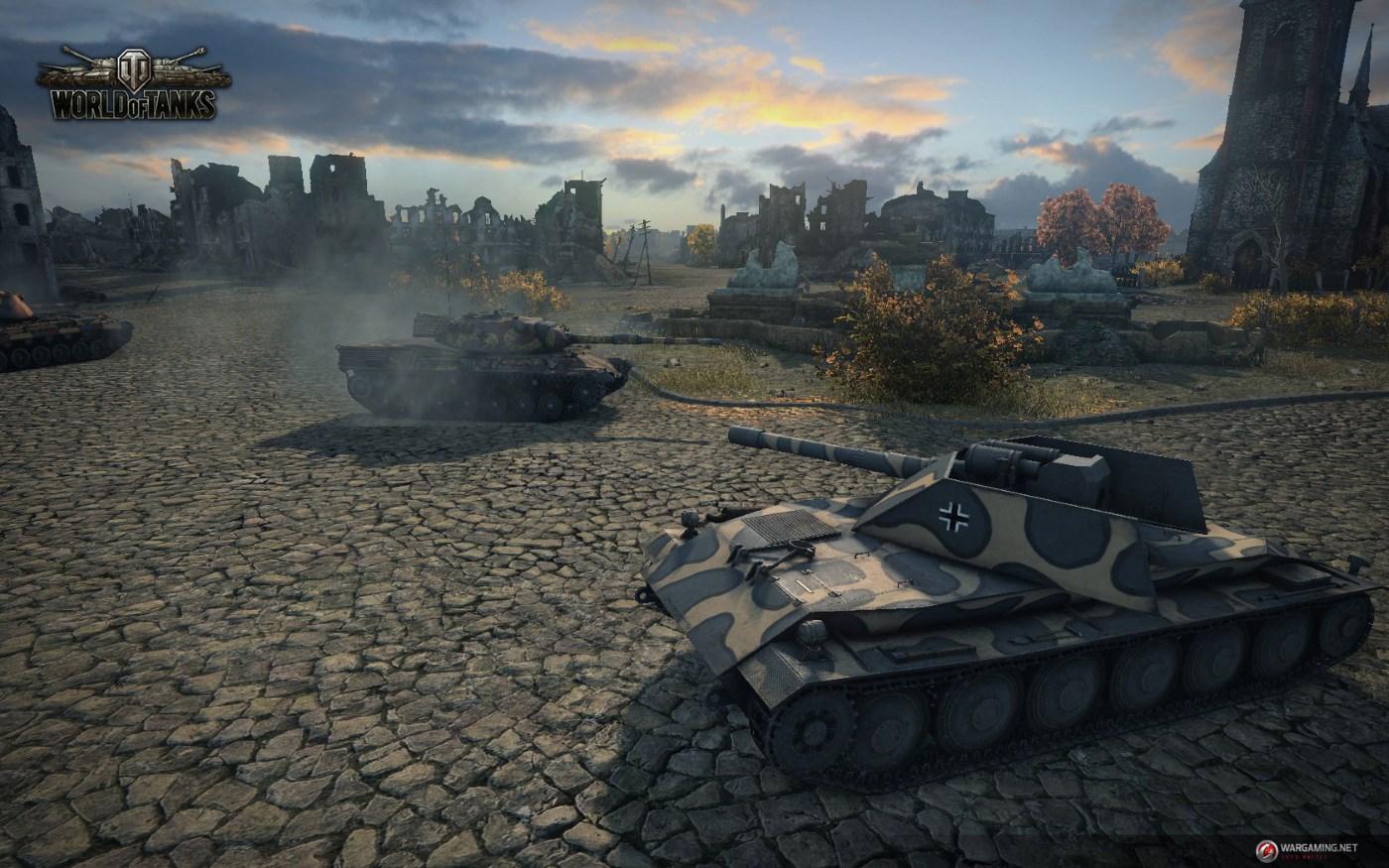 World of Tanks für PC, Xbox und iOS: So unterscheiden sie sich