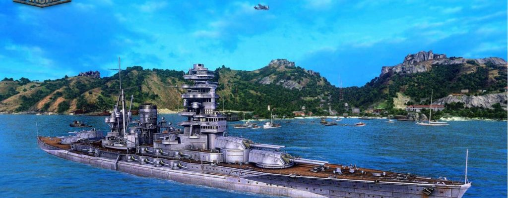 World of Warships: Jungfernfahrt des World-of-Tanks-Ablegers auf der Gamescom