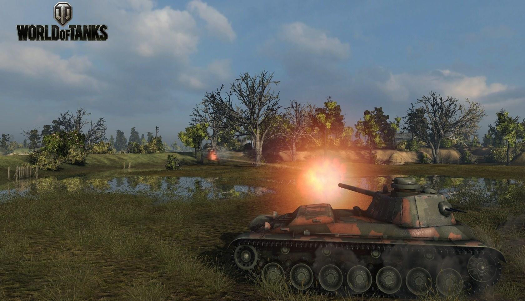 World of Tanks 9.3: Leichte Panzer, schwere Strafen