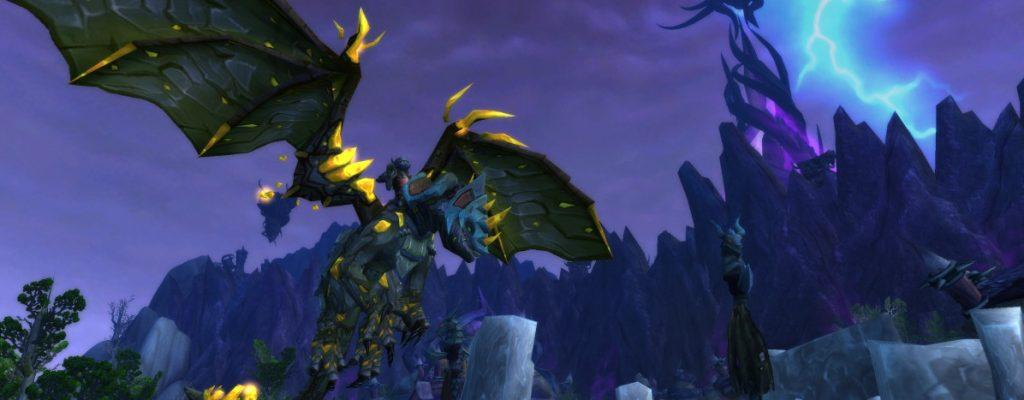 World of Warcraft: Fliegen in Draenor könnte mit 6.2. kommen