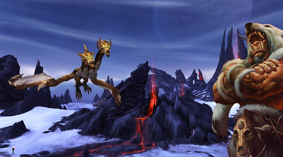 World of Warcraft: Wo finde ich Rare-Mounts in Warlords of Draenor?