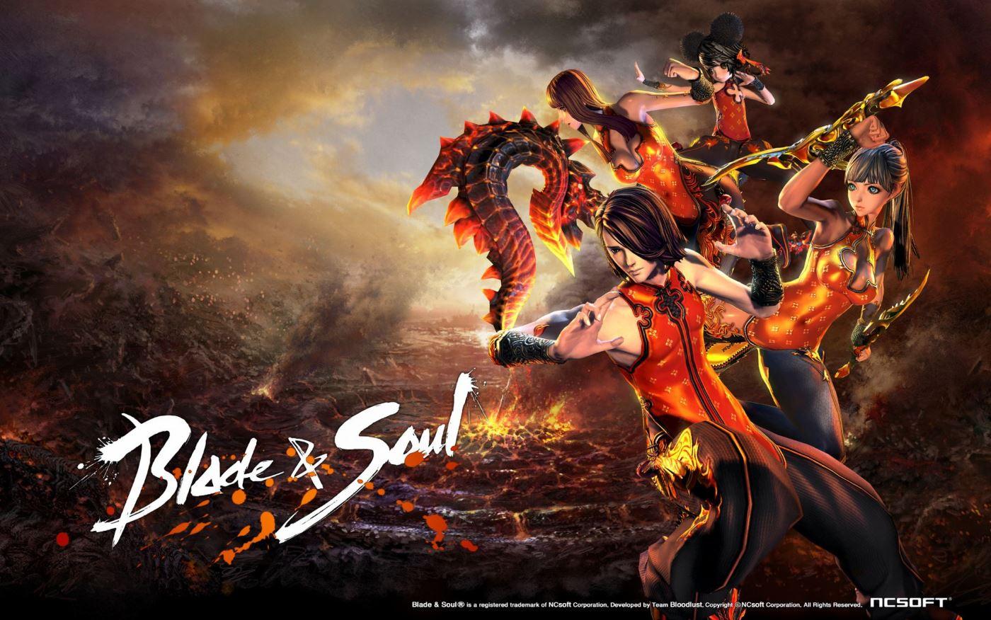 Das nächste MMO für Konsolen – Blade & Soul für PS4/Xbox One?