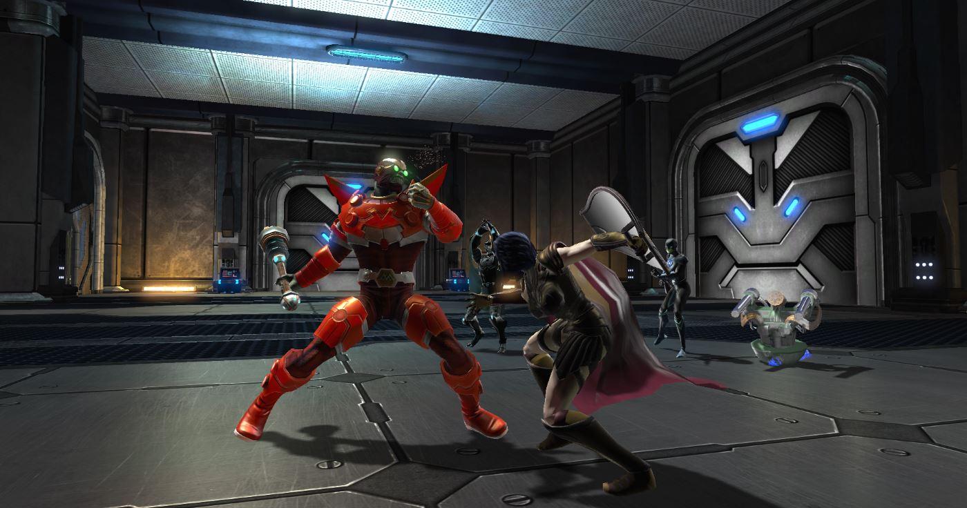 DC Universe Online: Neues DLC-Pack bringt Ligahallen und sechs Skill-Punkte