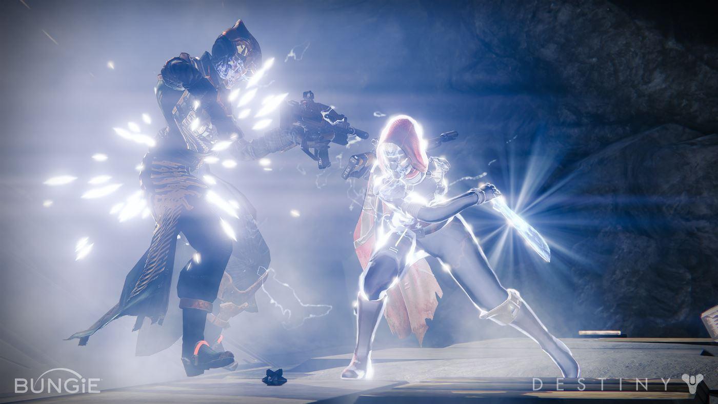 Destiny tütet Spiele ein, veralbert sich selbst