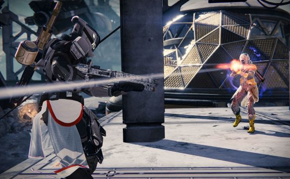 Destiny MMO Shooter