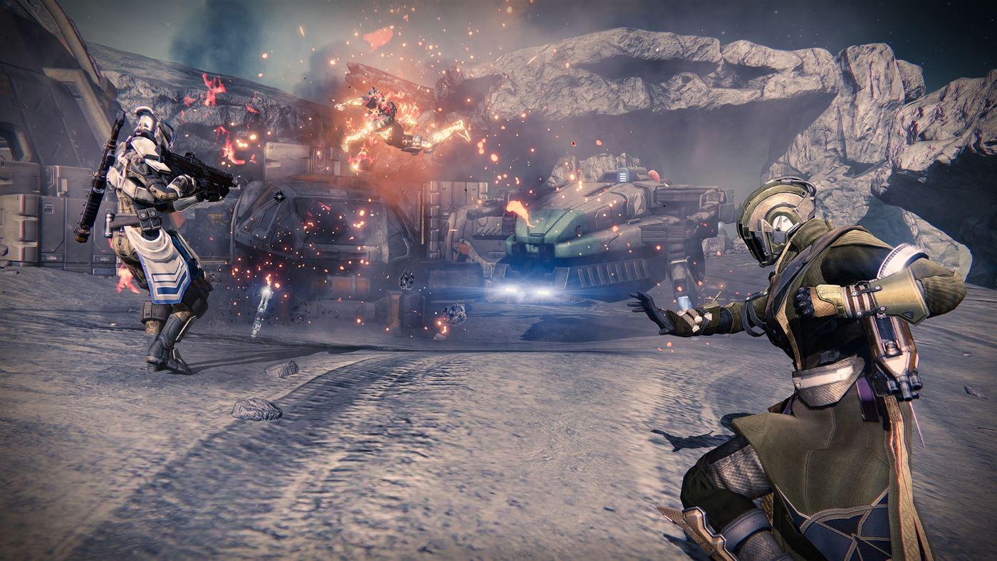 Destiny: Neuer Trailer zeigt, dass es doch ein MMO ist