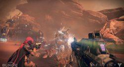 Destiny auf dem Mars