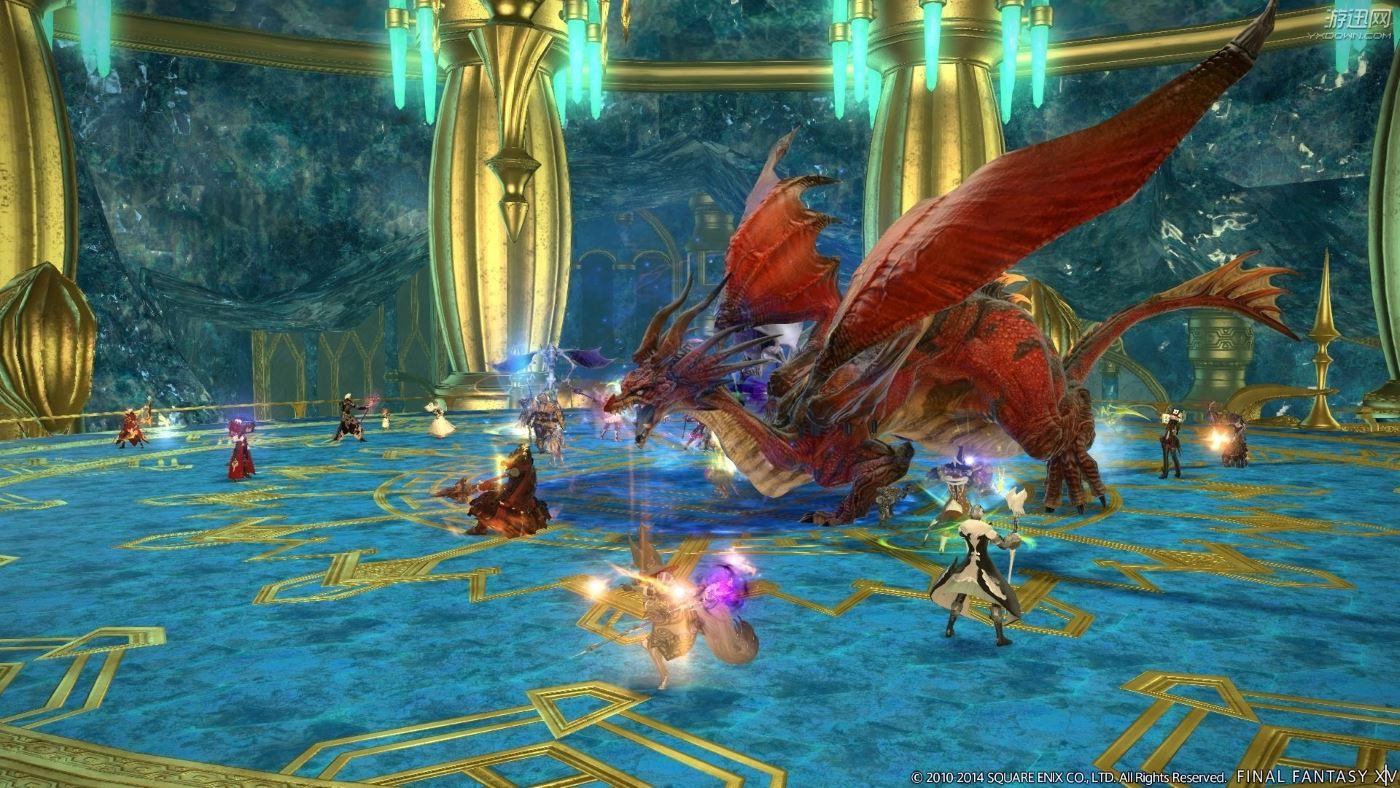 Final Fantasy XIV: EU-Server könnten bald nach Europa kommen