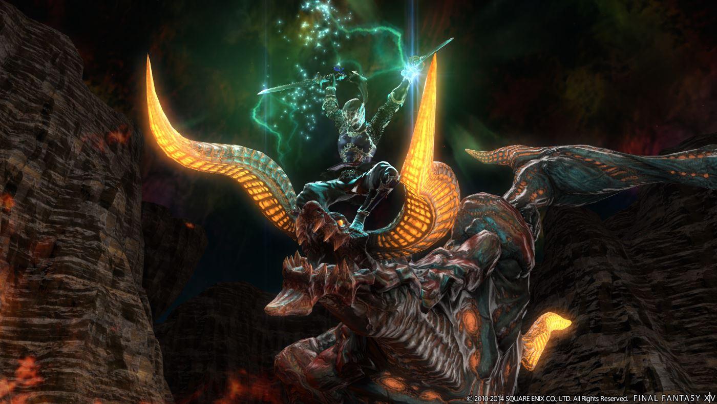 Final Fantasy XIV: 2.4 bringt Ninjas, Shiva, Wohnraum und die Homo-Ehe