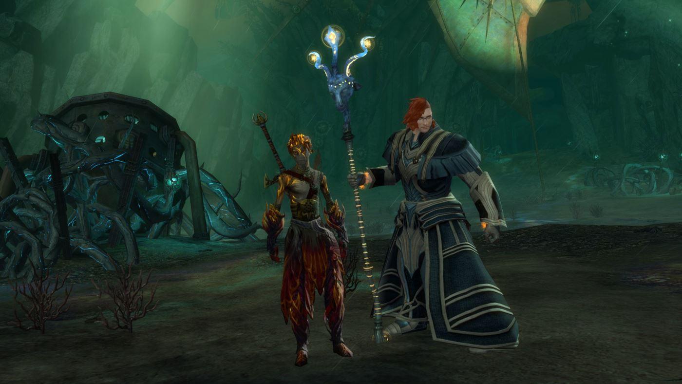 Guild Wars 2: September-Patch überarbeitet Handwerks-Interface