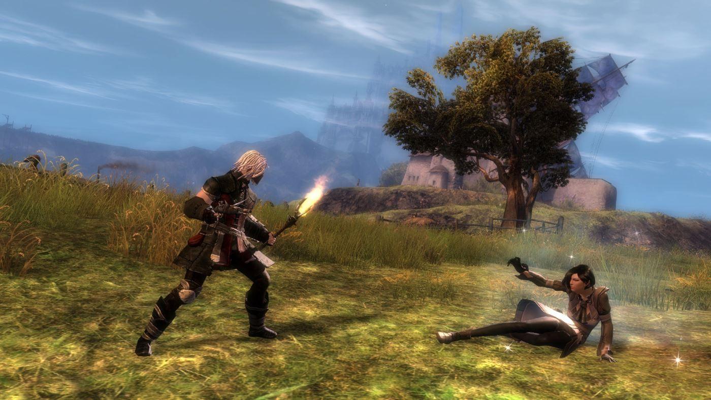 Guild Wars 2 lockt Einsteiger mit verbesserter Levelphase