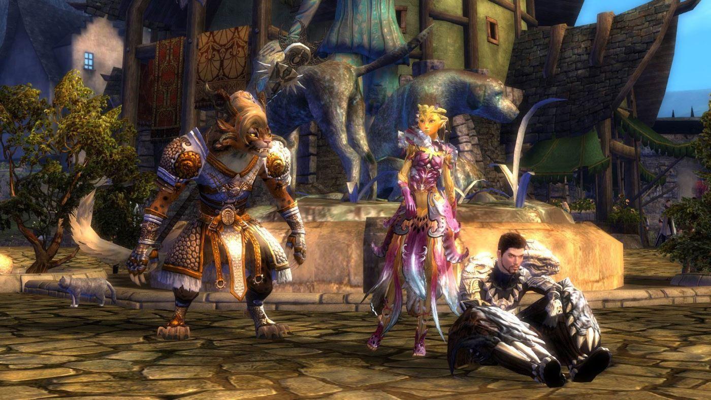 Guild Wars 2 geht Mega-Server-Probleme an