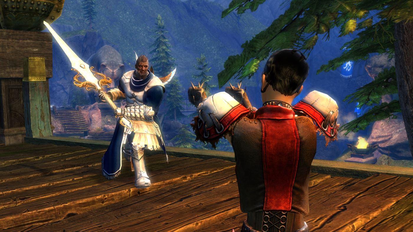 Guild Wars 2: Deshalb gibt's keine Ego-Perspektive in GW2
