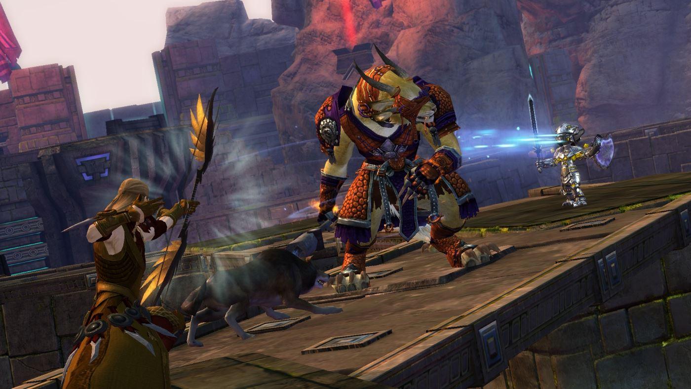 Guild Wars 2: Europäer Favorit für All-Star-Turnier auf Gamescom