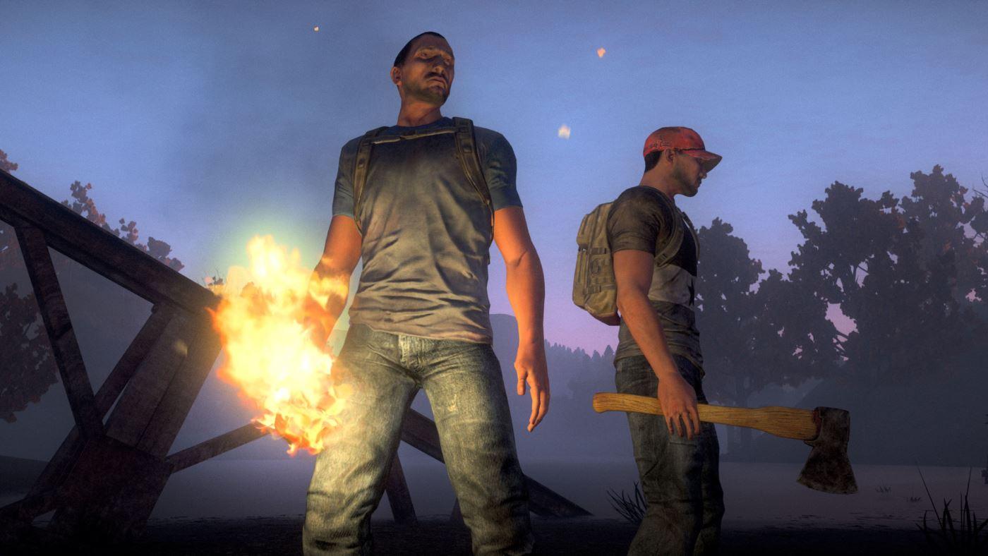 H1Z1: Zwei Stunden frisches Gameplay vom Zombie-MMO zeigen H1Z1 verbessert und reifer