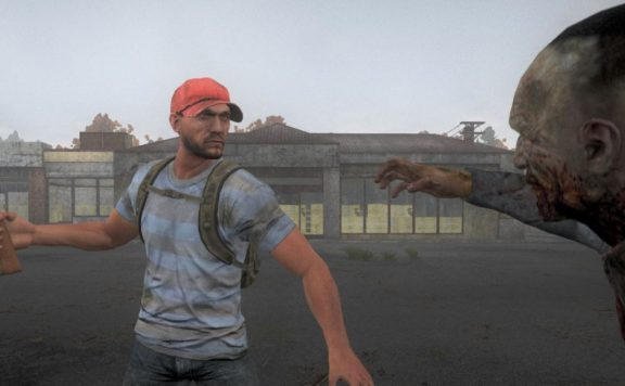 H1Z1 Zombie-Survival-MMO