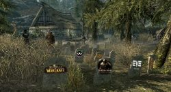 MMO Friedhof - Bild aus Skyrim