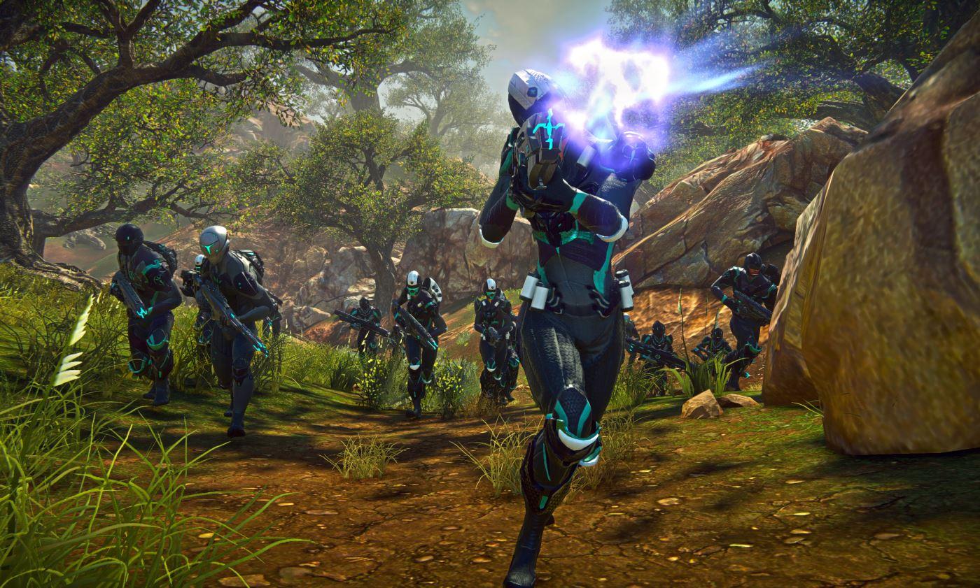 Planetside 2: Direktive geben Neulingen Richtung und Veteranen was zum Protzen