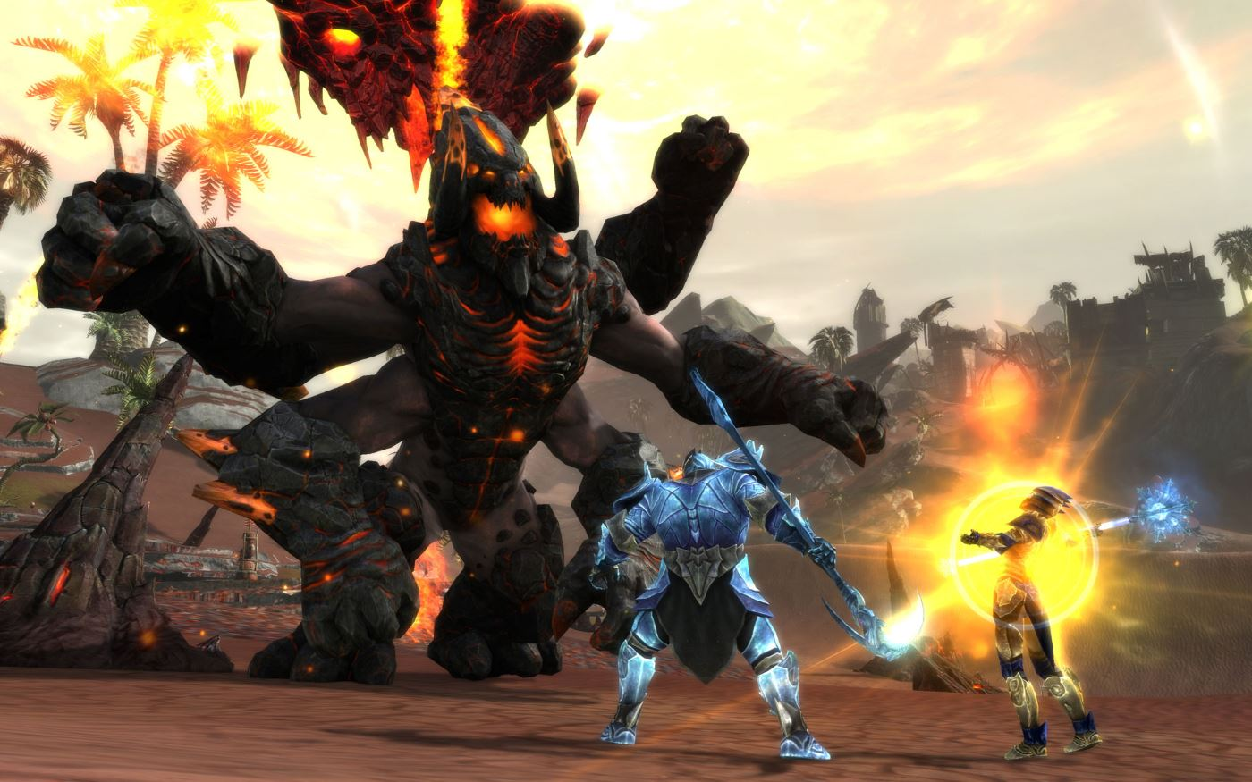 Verkehrte Welt: Kostenloses MMORPG Rift startet bald Abo-Server