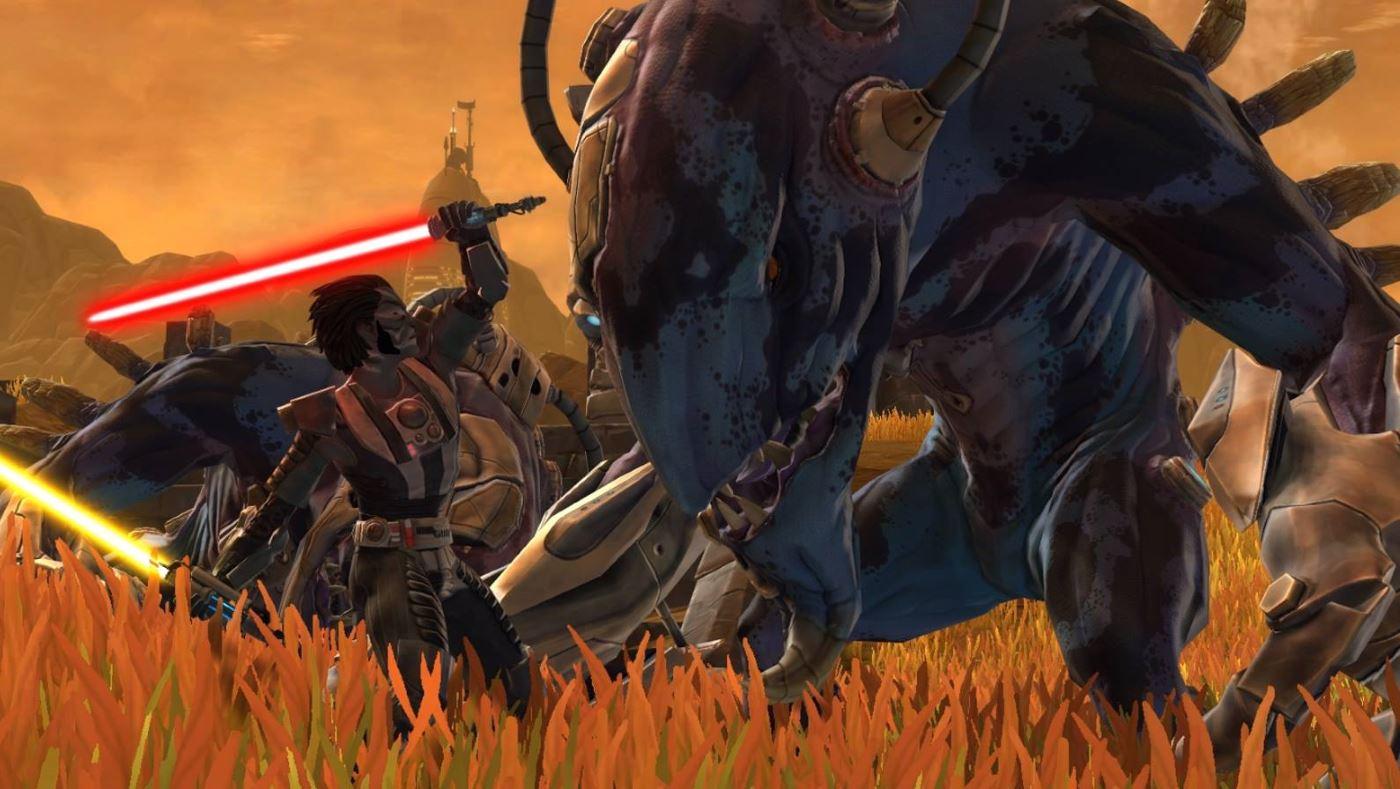 Star Wars: The Old Repulic – Neue Erweiterung für 2015