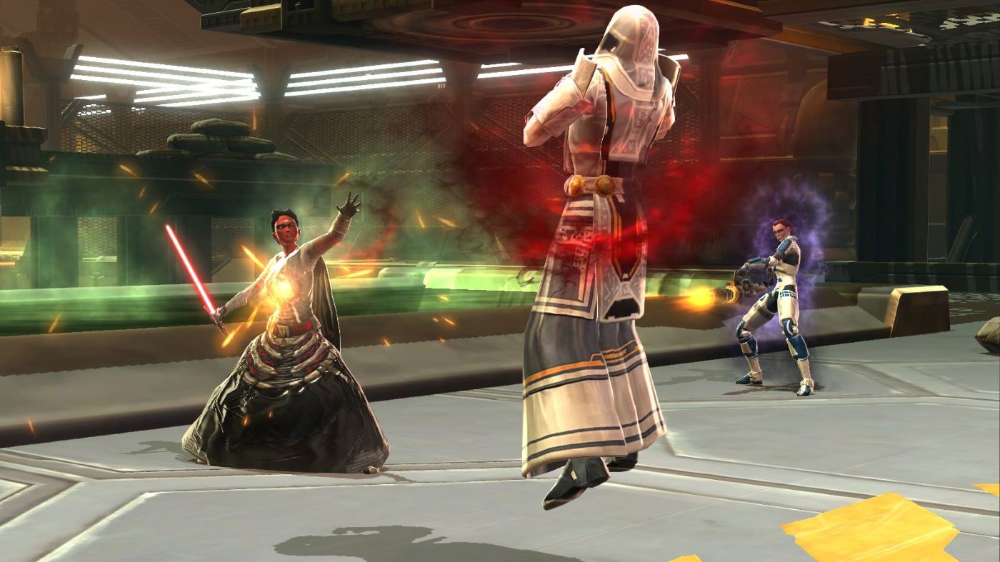 Star Wars: The Old Republic macht laut EA weniger Umsatz als im Vorjahr