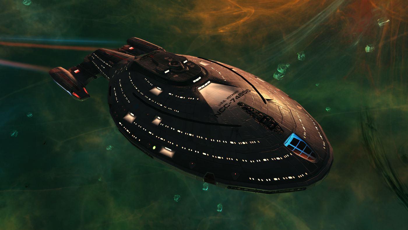 Star Trek Online: Delta-Quadrant-Erweiterung offiziell