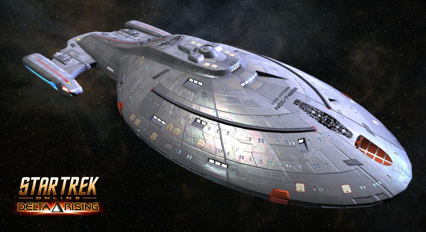 Star Trek Online: Sieben bis zehn neue Schiffe geplant