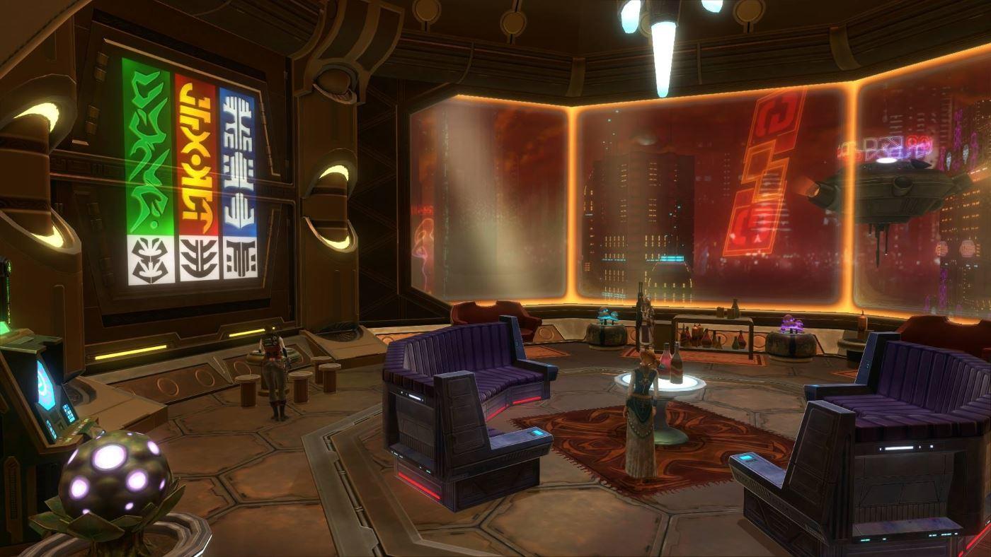 SWTOR: Das erwartet Euch mit Galactic Strongholds