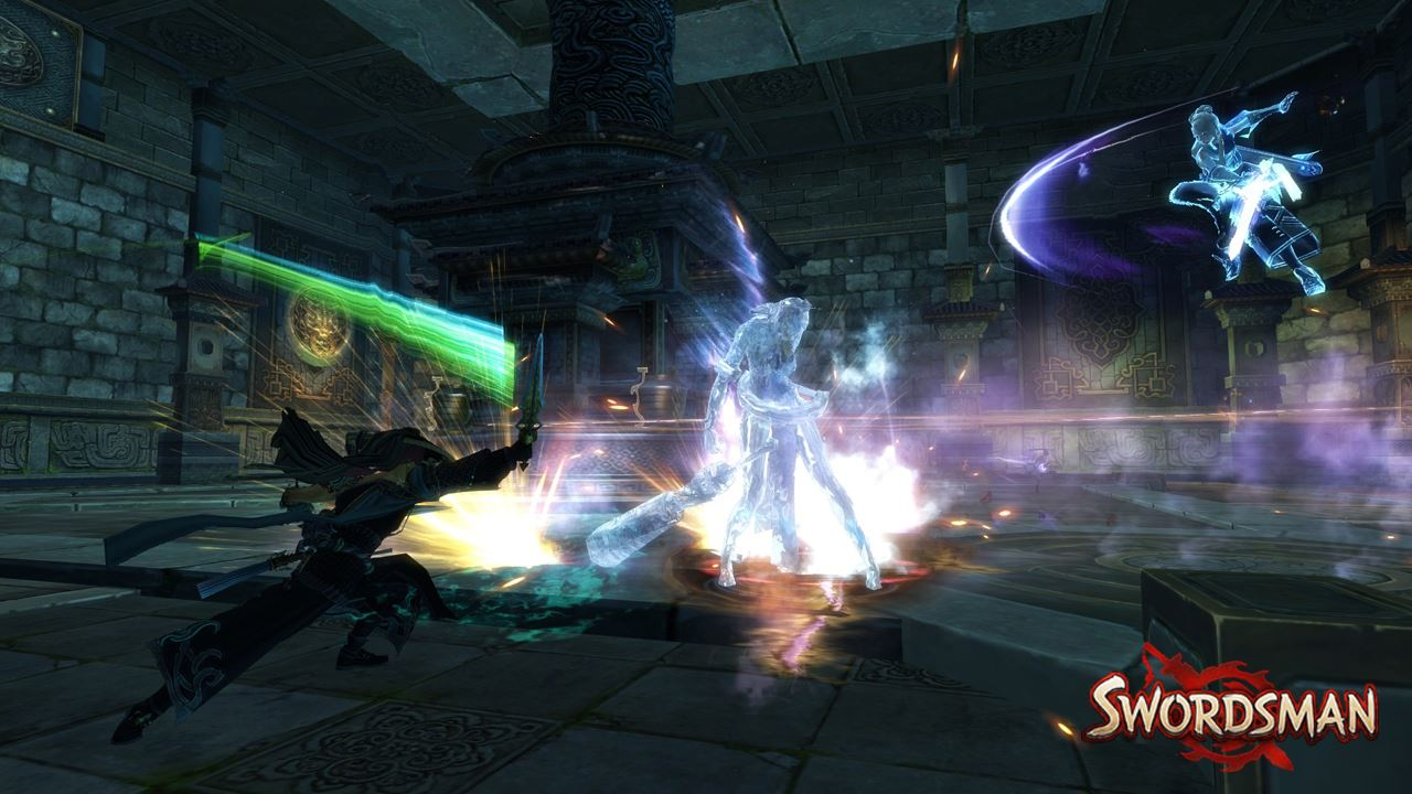 Swordsman Online plant schon Level-Cap-Erhöhung und neue Instanzen