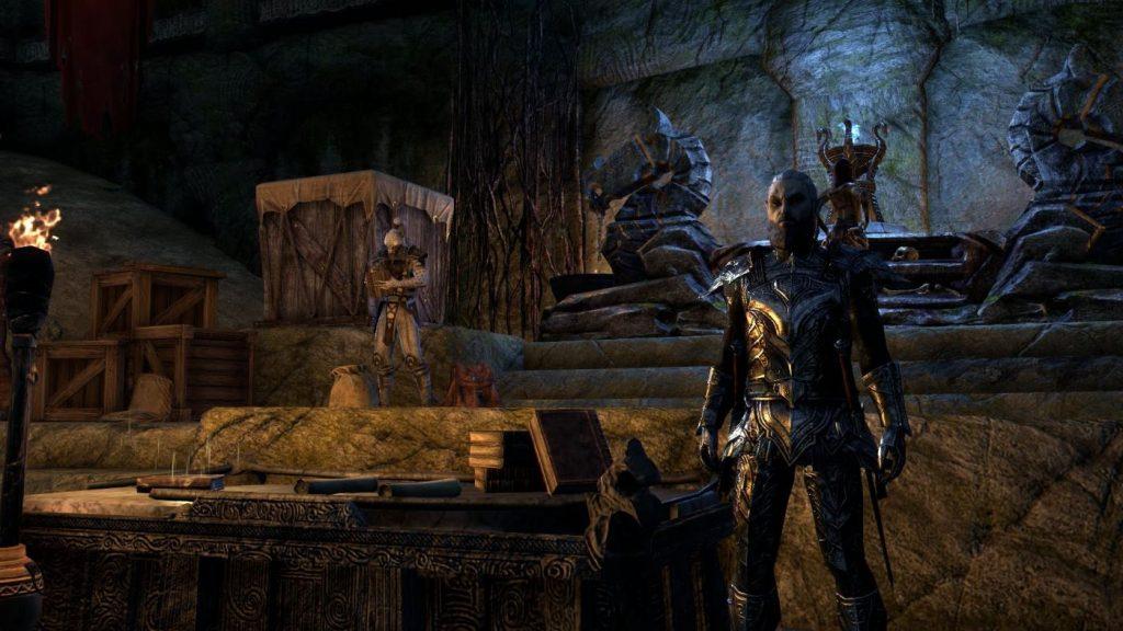 The Elder Scrolls Online - Dragonstar Arena