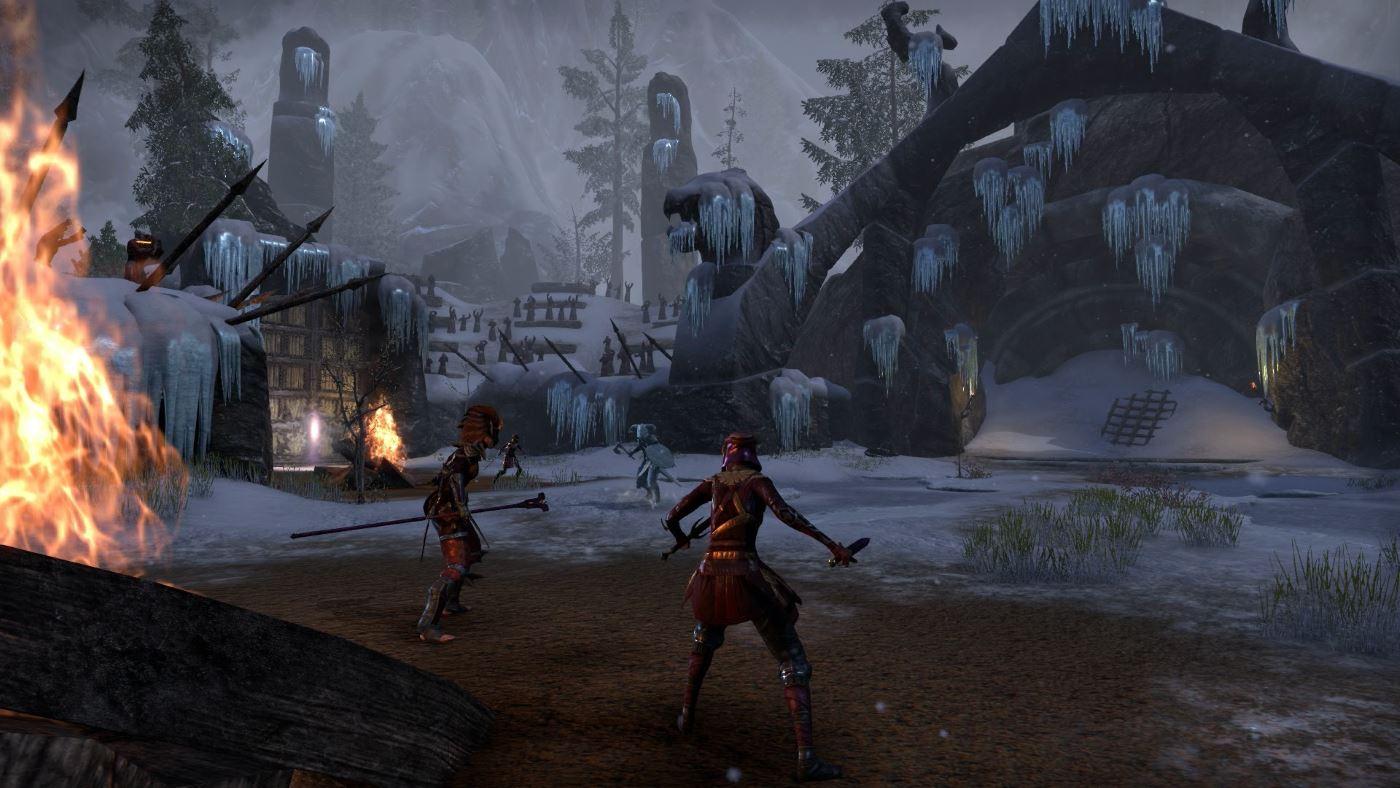 Elder Scrolls Online: Update 5 kommt erst im Oktober auf PTS