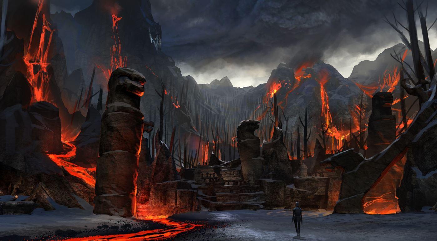 Elder Scrolls Online: Alles ändert sich –  Kaiserstadt, Champion-System, neue Talentbäume