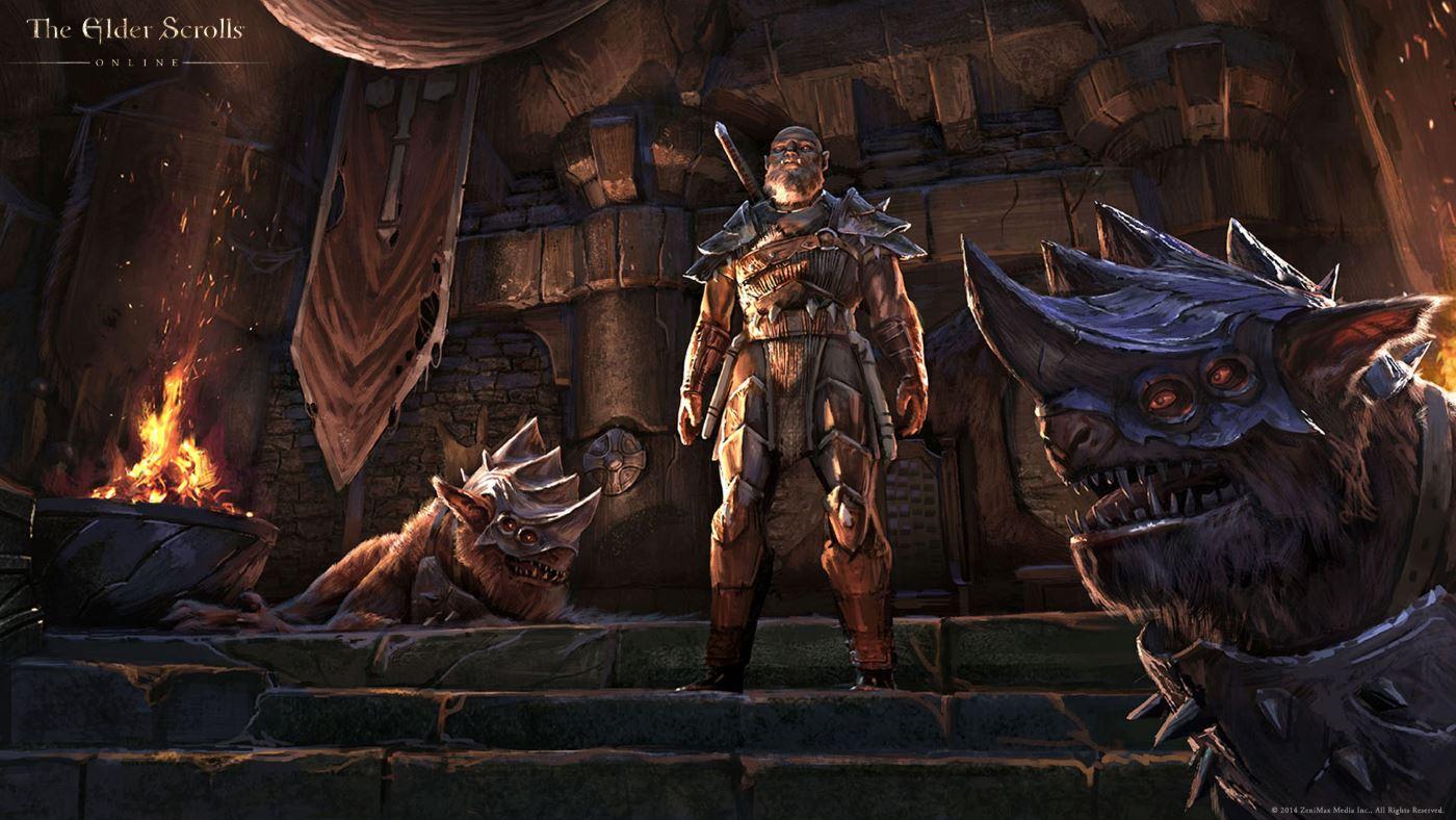 The Elder Scrolls Online: Update 6 kommt Mittwoch
