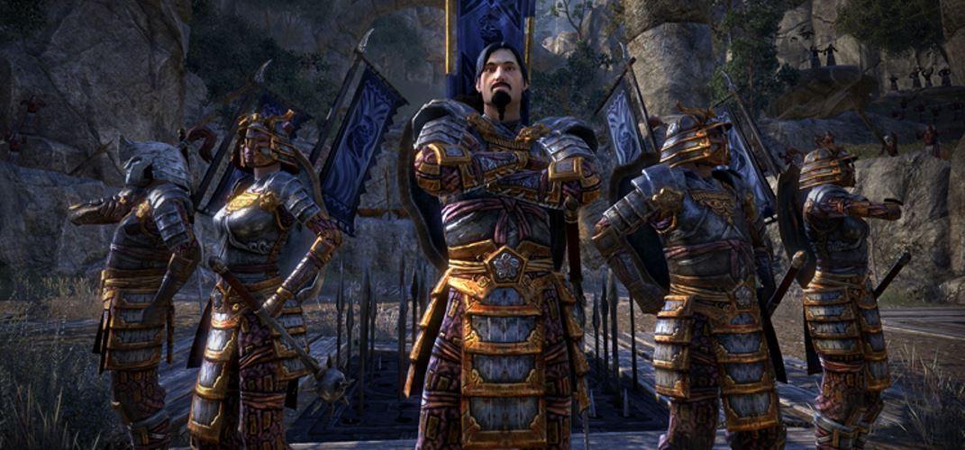 The Elder Scrolls Online: Geht's bald zum Friseur oder wird man selbst einer?