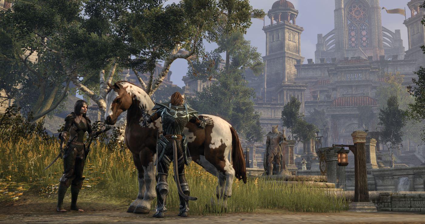 The Elder Scrolls Online: Update 4 kommt morgen – Bringt neue Kampagne, Raids und Höchststufe