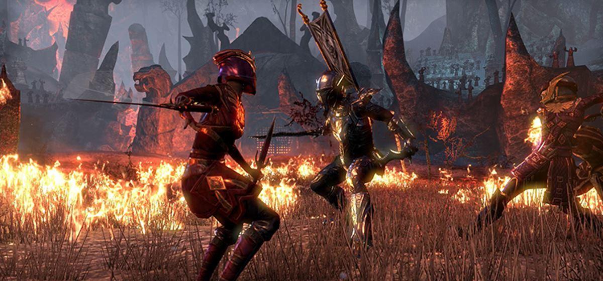 The Elder Scrolls Online: Update 12 bringt neue Waffen Ultimates