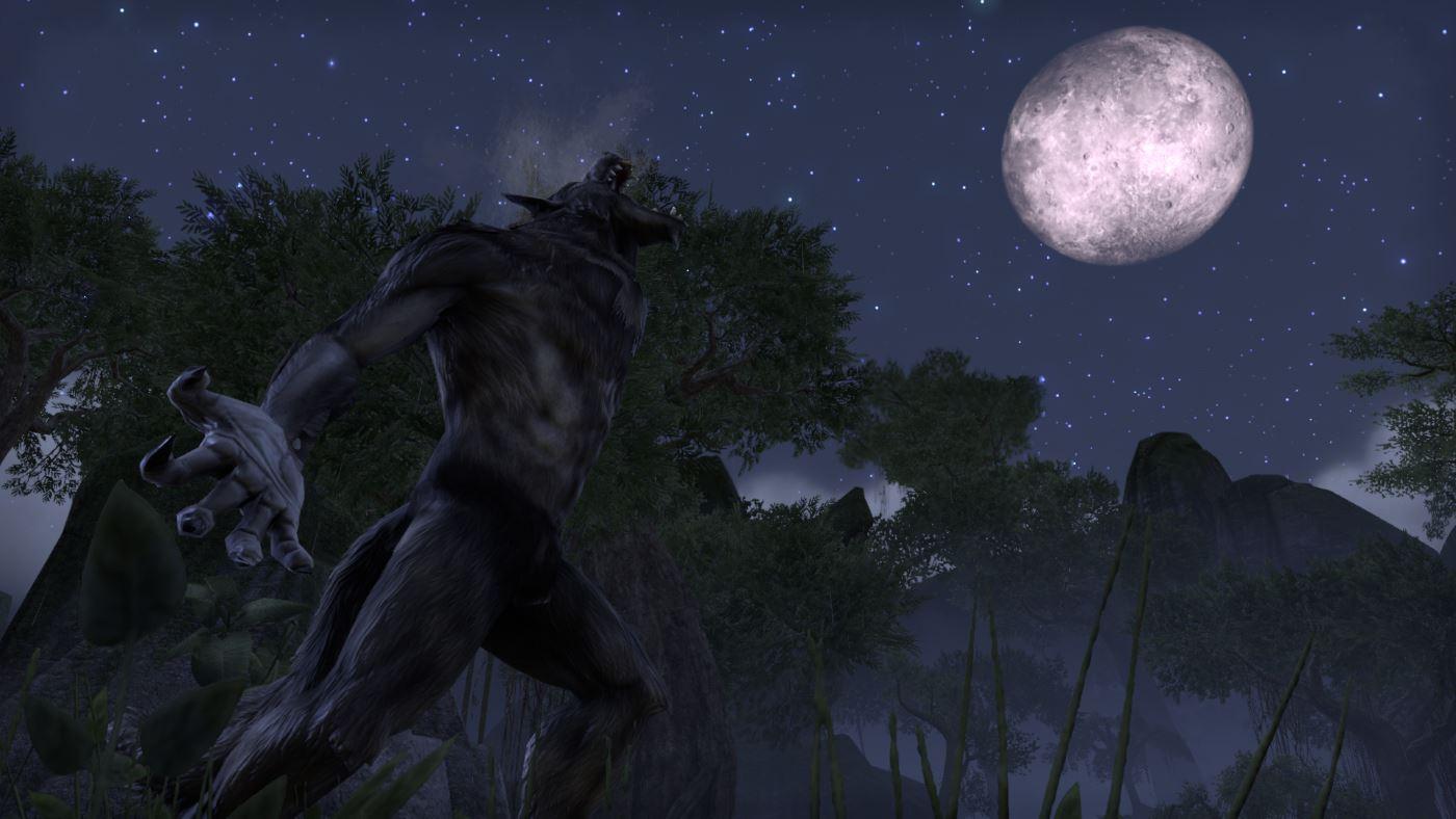 Elder Scrolls Online: Werwolf-Video ist zum Heulen
