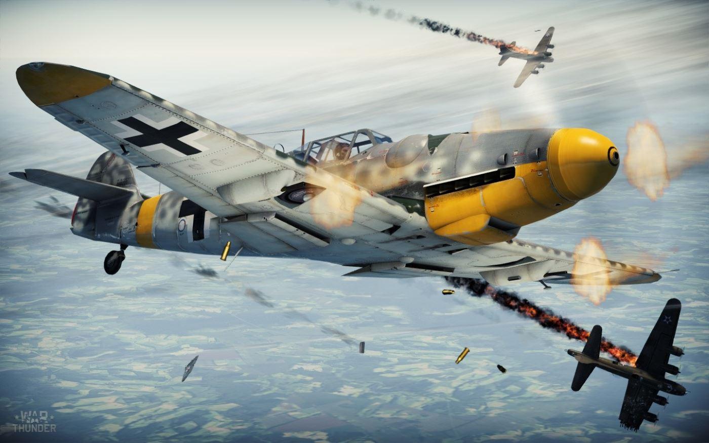 War Thunder: Uff, neuer Trailer irgendwie …