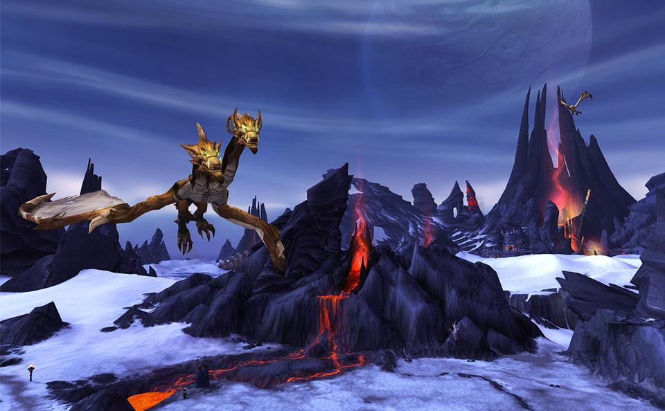 World of Warcraft: Bilder aller neuen Mounts aufgetaucht