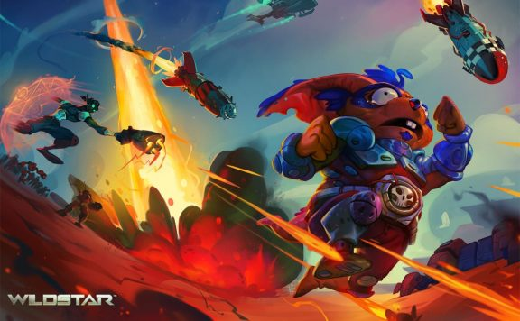 WildStar Chua War
