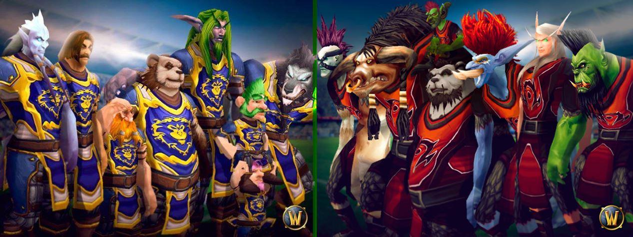 World of Warcraft: Leer, gekippt und prosperierend – deutsche WoW-Server